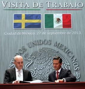 Firma de la Declaración Conjunta
