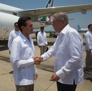 Saludo a Egidio Torre Cantú, Gobernador de Tamaulipas