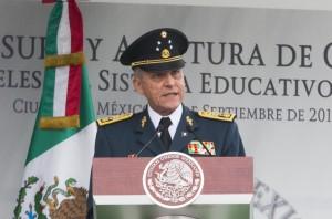 115 Mensaje del General Secretario Cienfuegos Zepeda