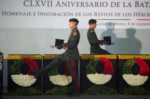 Inhumación de Honor
