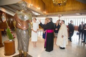 Las Primeras Damas en la nueva Basílica de Guadalupe