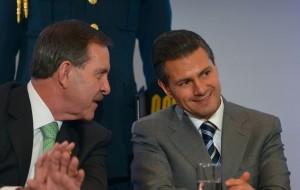 Con el nuevo dirigente de Concanaco-Servytur