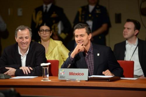 En la sesión plenaria de la X Cumbre de la Alianza del Pacífico